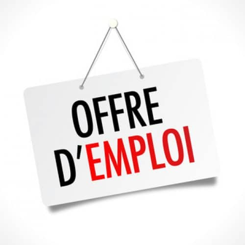 Offre d'emploi extra